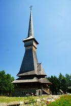Holzkirche, Sapantza, Maramures