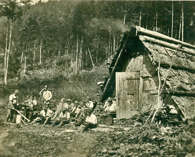 Holzknechte