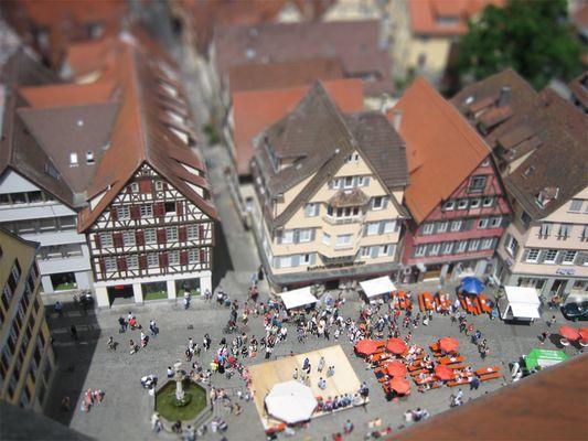 Holzmarkt - Tübingen