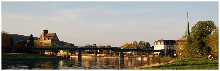 Holzminden - Weserbrücke