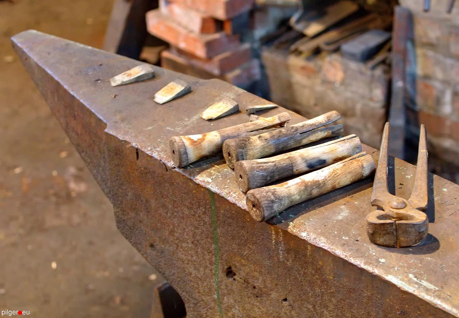 Holzschmiedearbeit