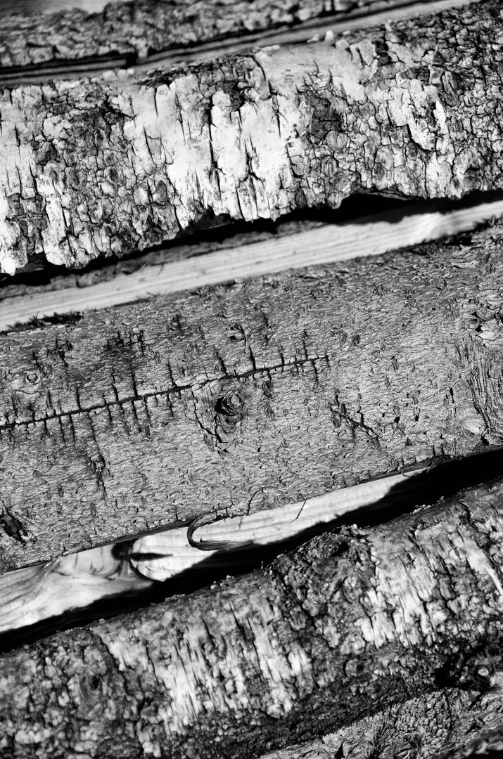 Holzstapel -2