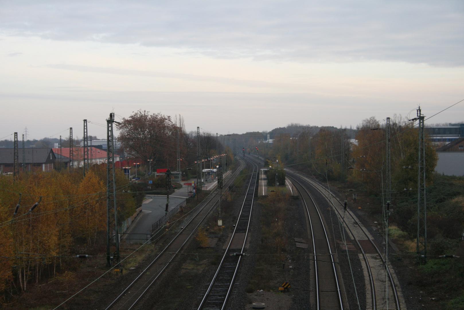 holzwickede ' hauptbahnhof '