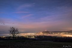 Homberg im herrlichen Licht & Nebel