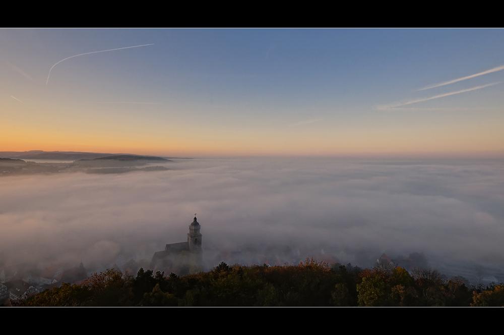 ~ Homberg im Nebelmeer ~