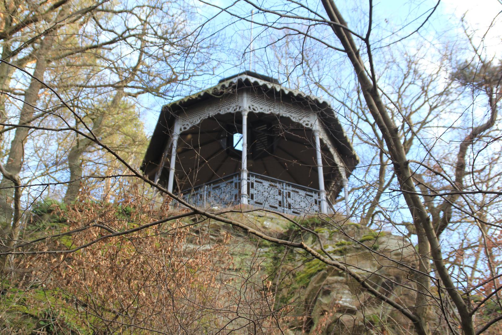 Hombergtempel in Herborn