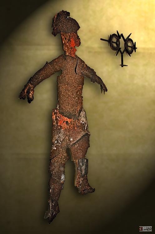 Hombre oxidado
