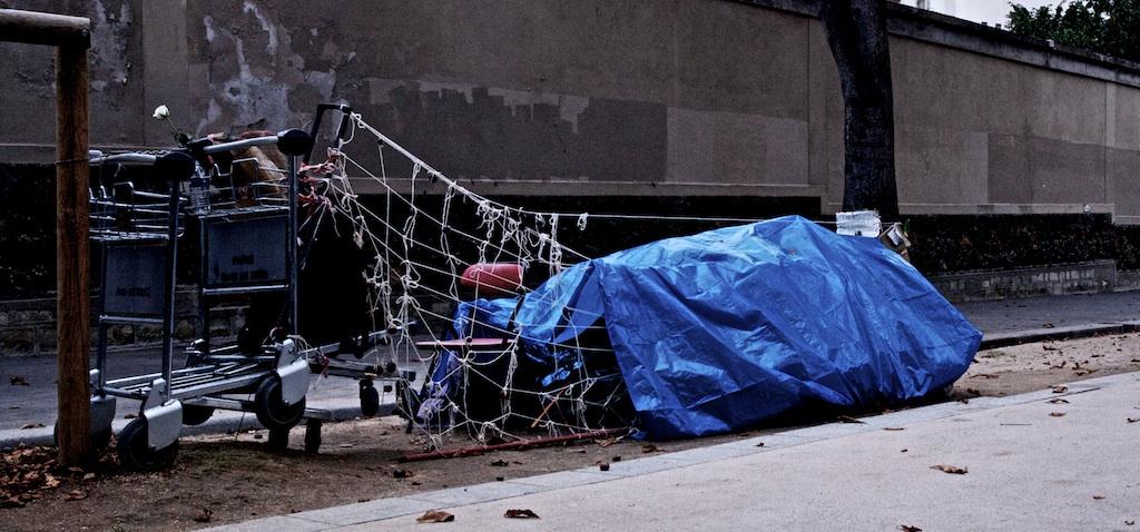 Homeless..