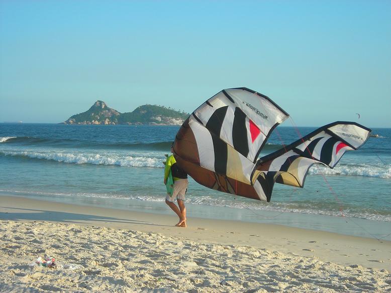 Homem Borboleta - Butterfly Man / Series: Life in Rio.