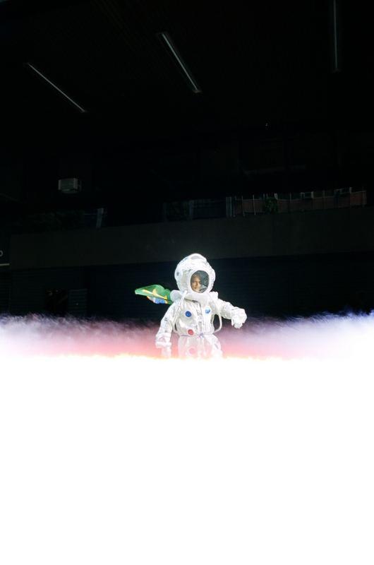 Homem espacial