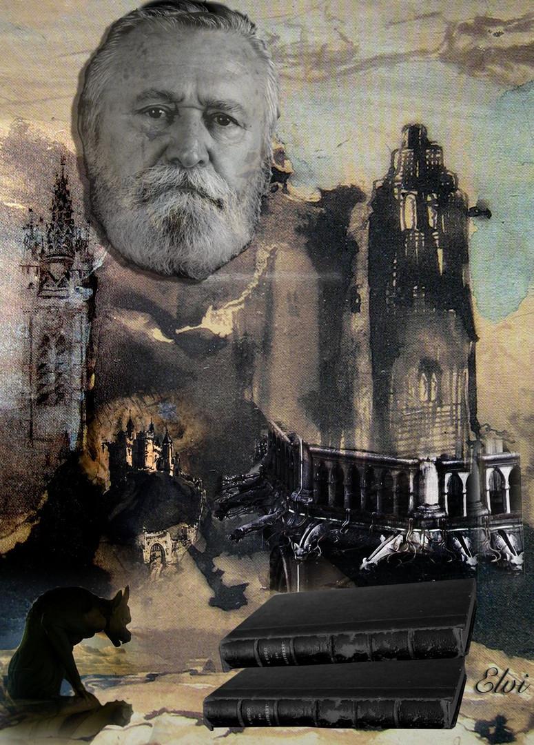 Hommage à Victor Hugo - merci à Ray Véri -