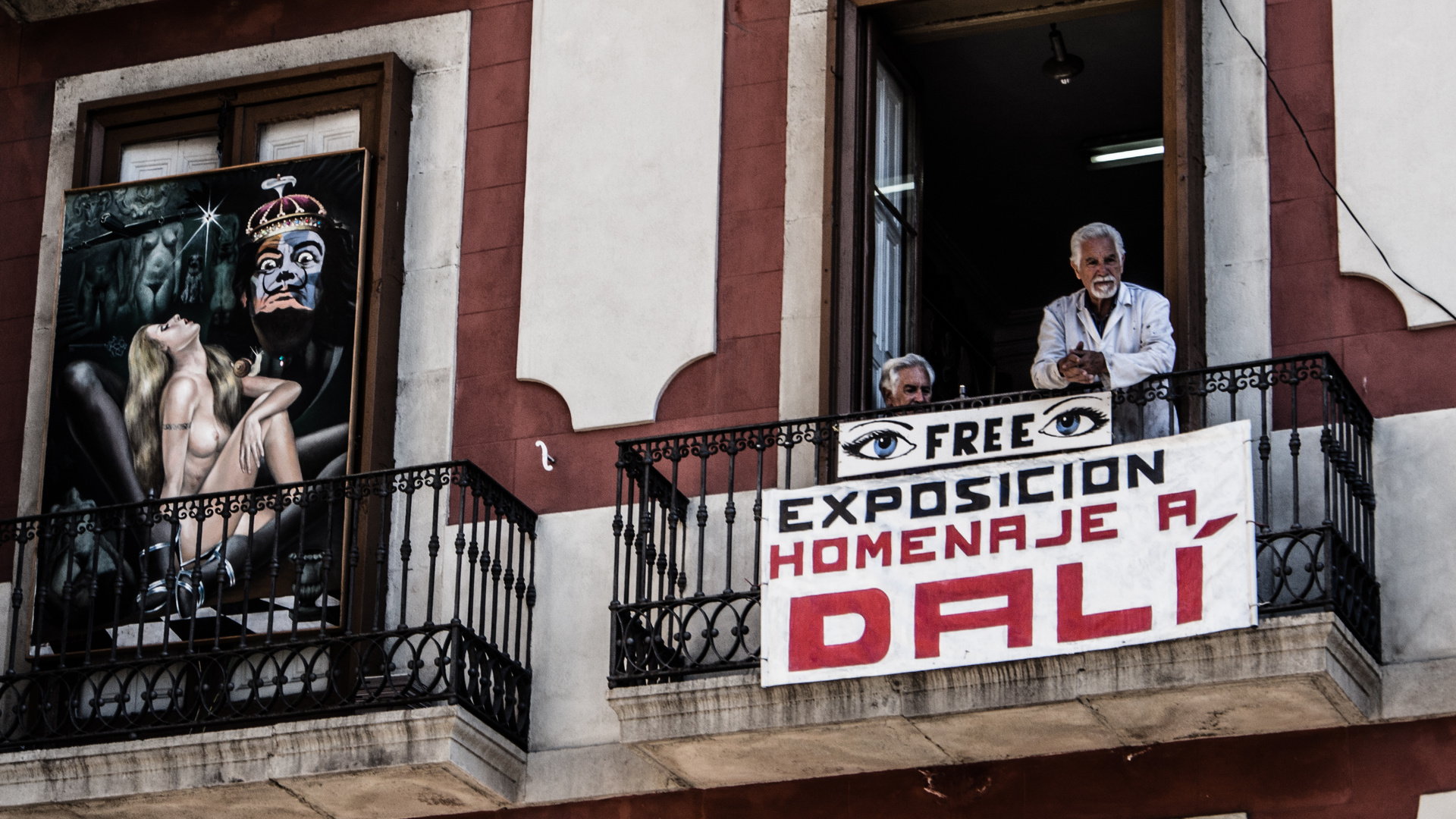 Hommage an Dali