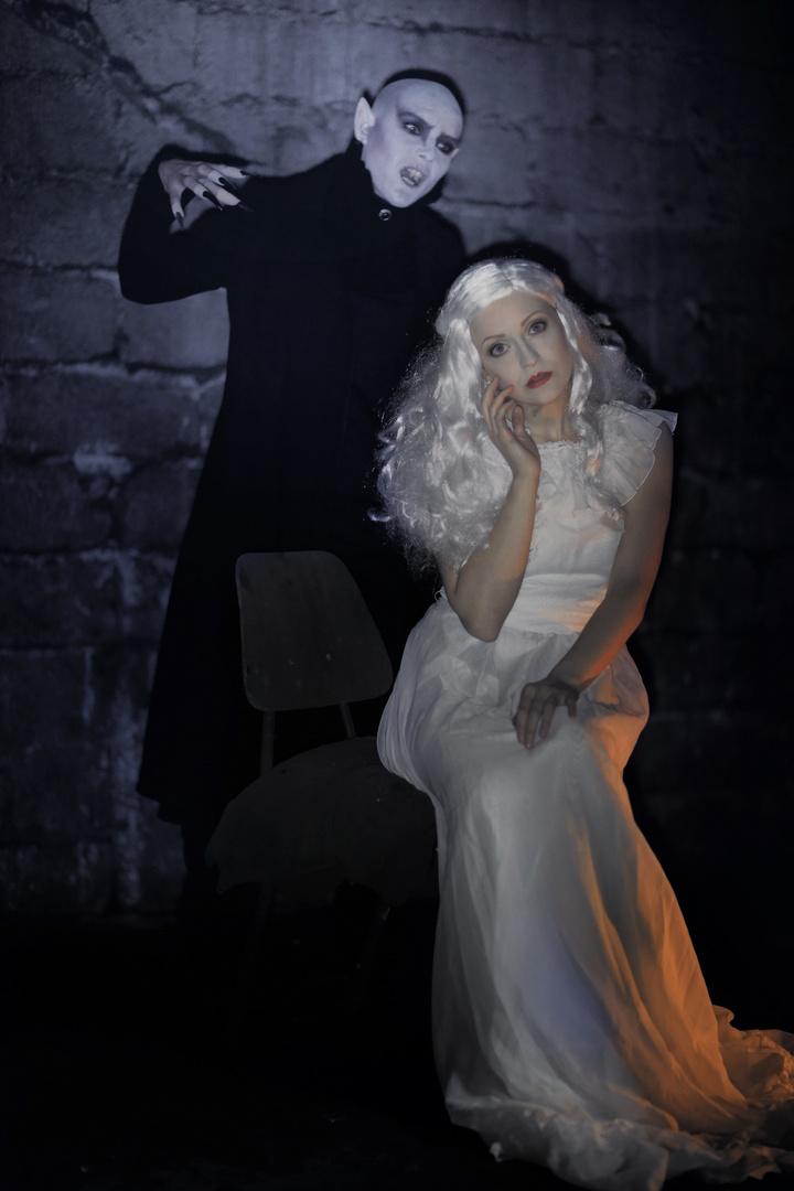 Hommage an Klaus Kinski`s Nosferatu IV