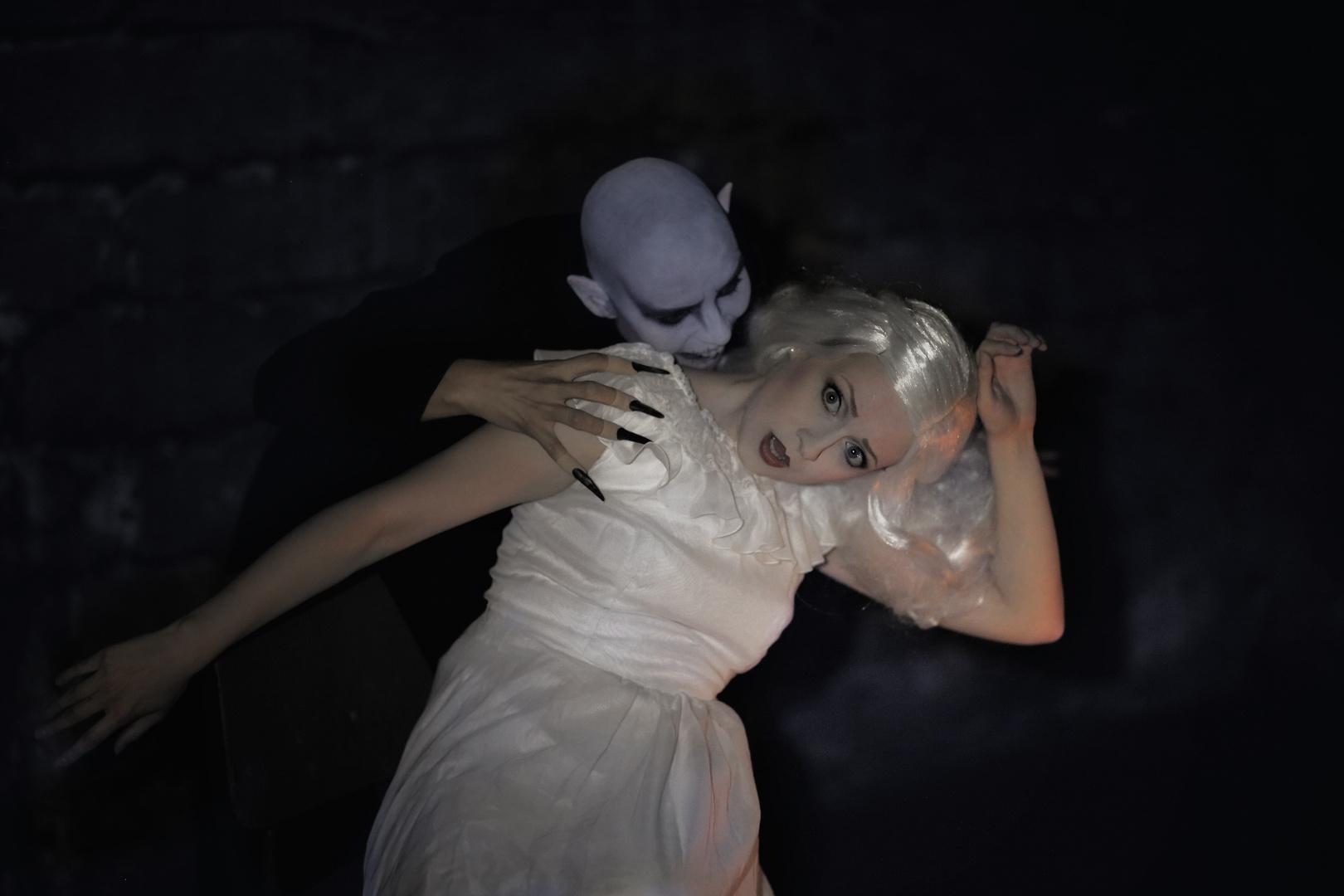 Hommage an Klaus Kinski`s Nosferatu V