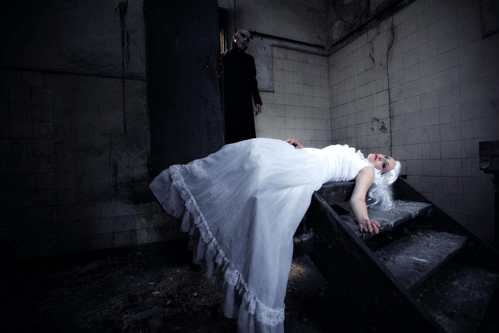 Hommage an Klaus Kinski`s Nosferatu VIII