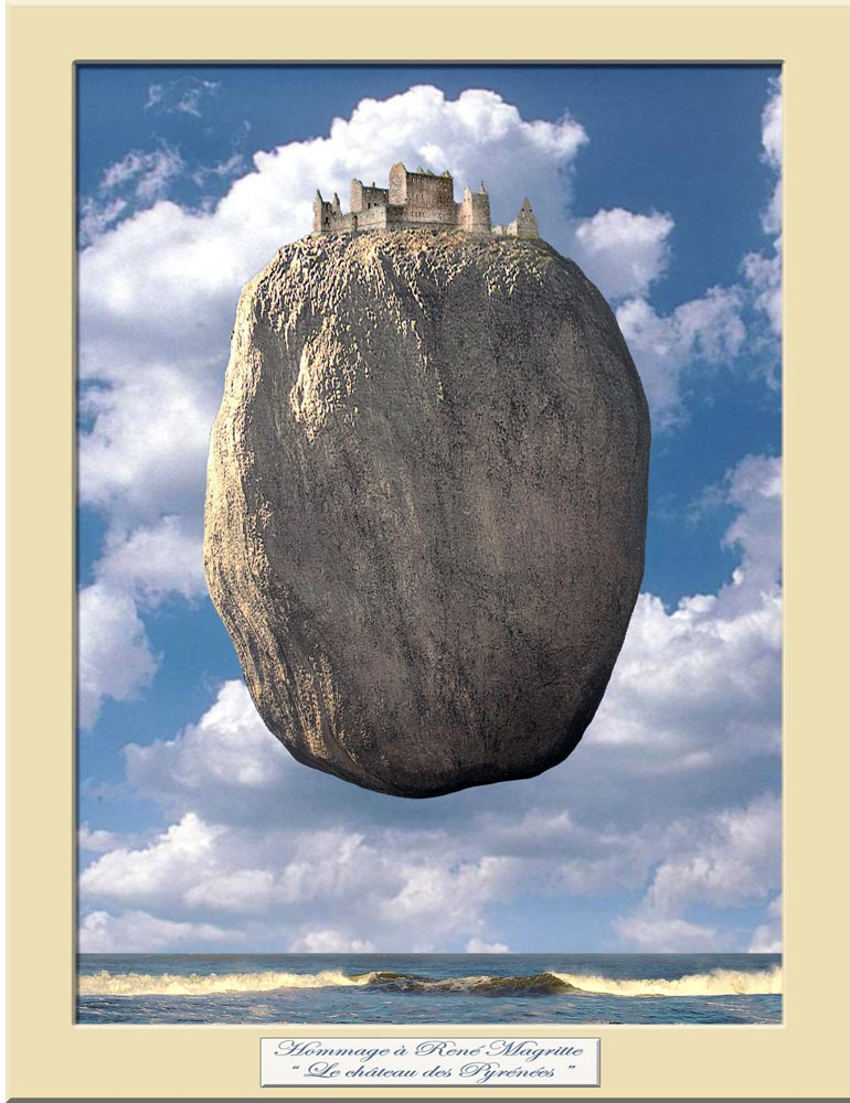 Hommage an Magritte