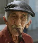 Homme au cigare 1