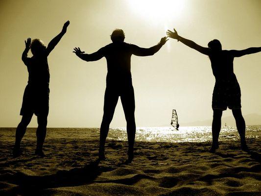 Homme libre, toujours tu chériras la mer