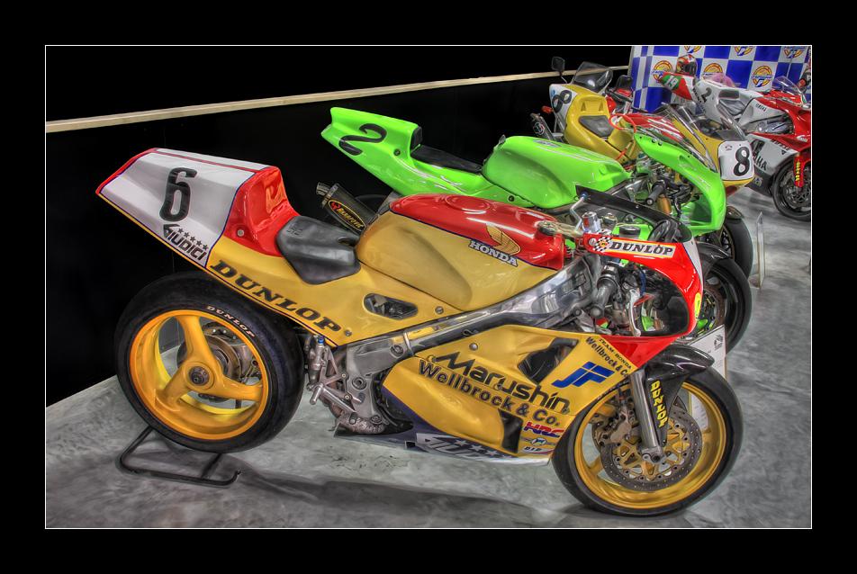 ~ Honda 750 RK ~