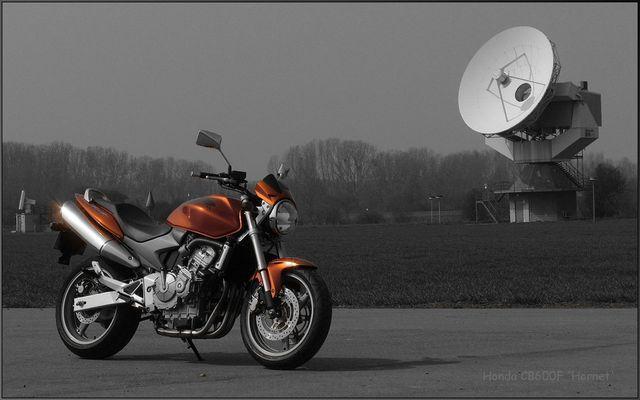 Honda CB600F 'Hornet'.