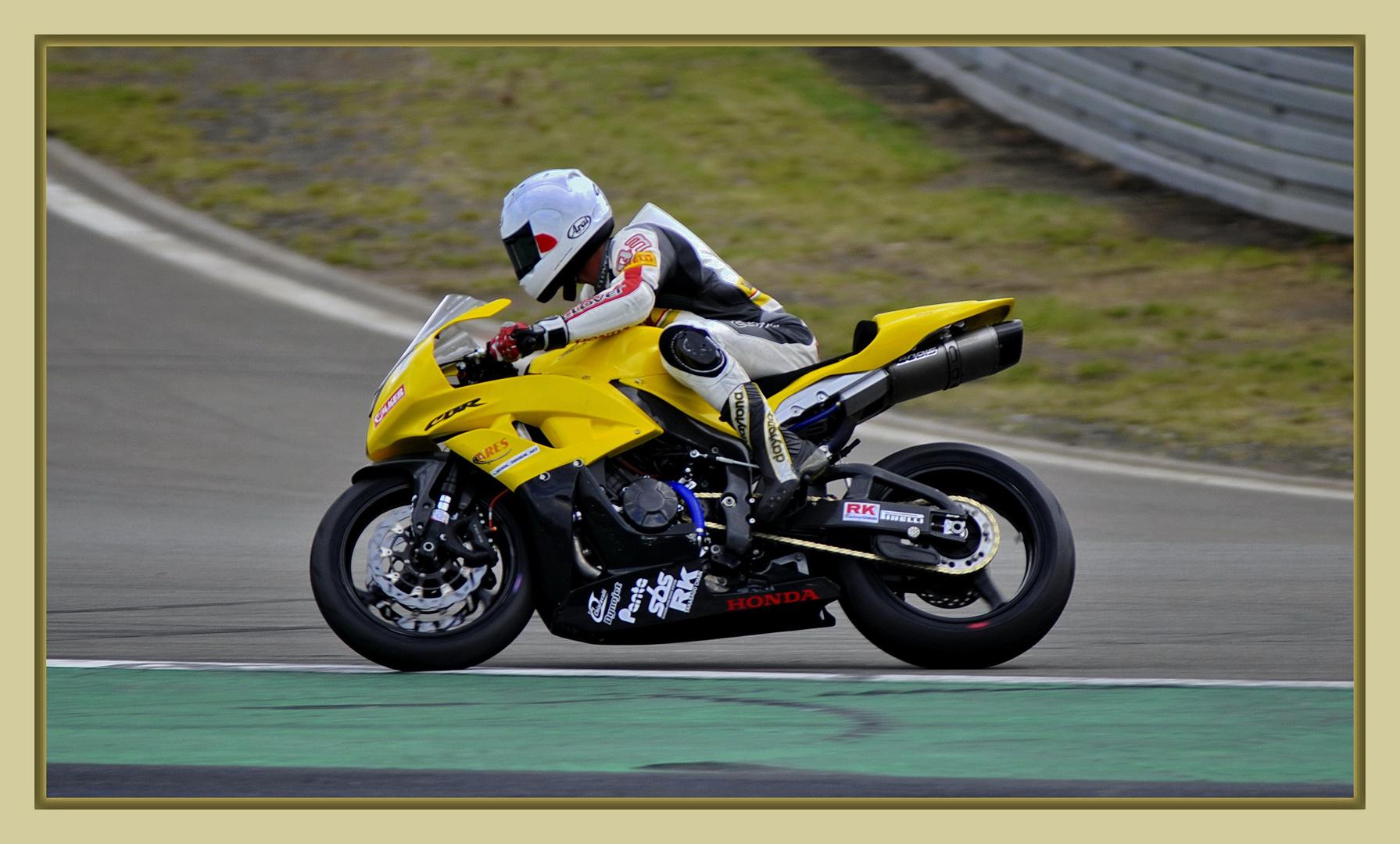 Honda CBR...