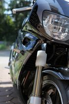 Honda CBR 900 RR Fireblade....
