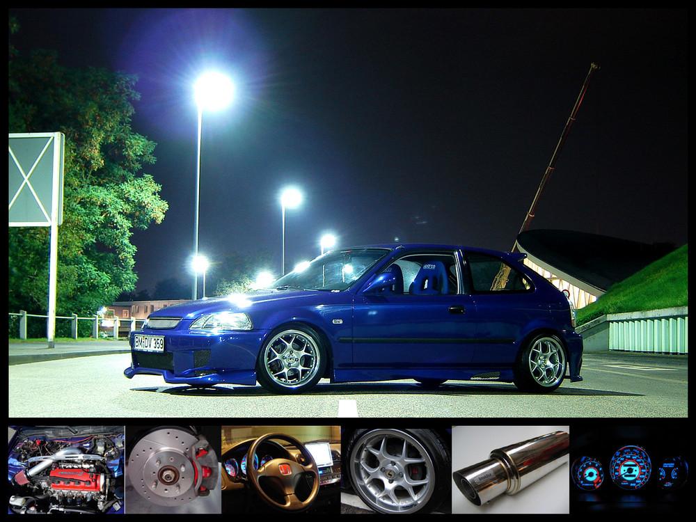 Honda Civic & Details