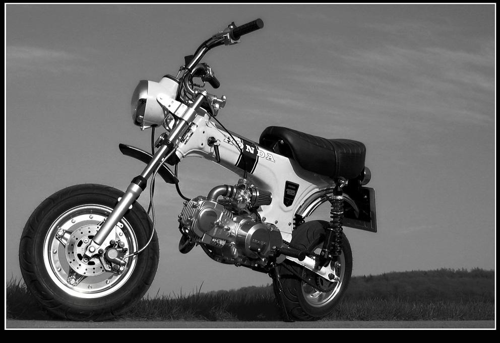 ... Honda Dax / Bj. 1974 ...