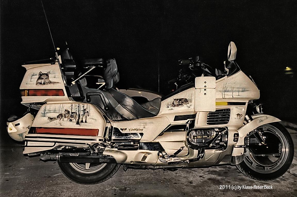 honda goldwing gl 1500 se foto bild autos zweir der motorr der motorrad legenden bilder. Black Bedroom Furniture Sets. Home Design Ideas