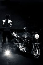 Honda Hornet the Power of Dreams