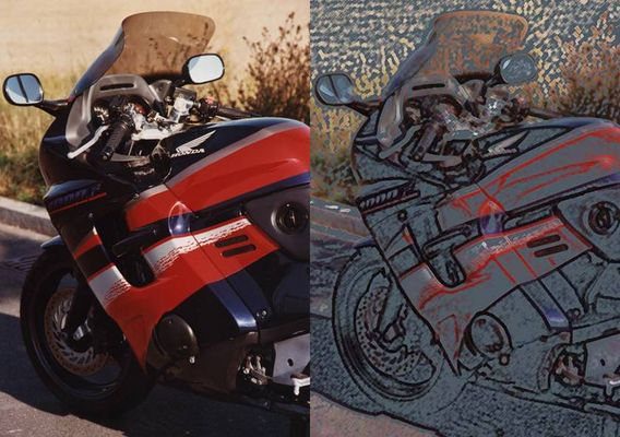 Honda  original und...