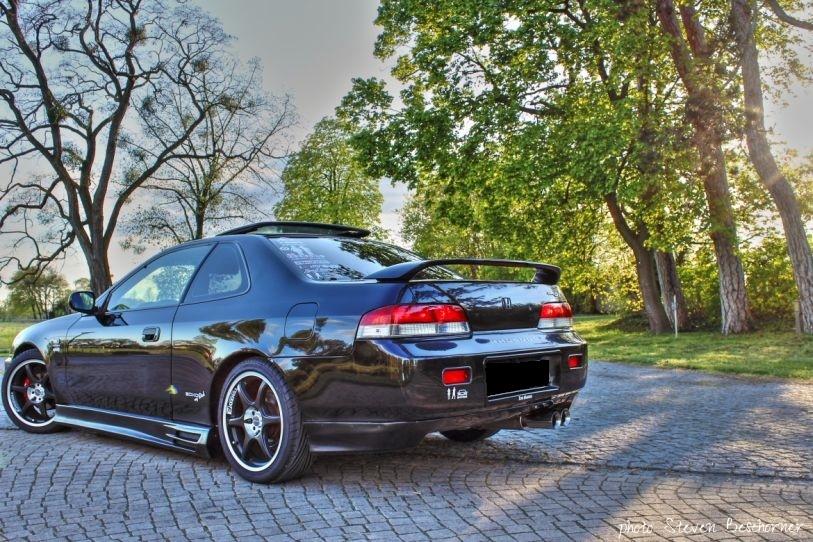 Honda Prelude ''Black Betty''