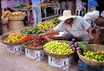"Honduras ""il mercato di Tegucigalpa"""