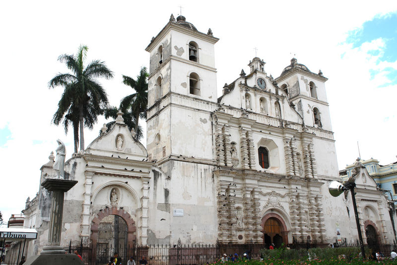 Honduras /Tegucigalpa, Catedral