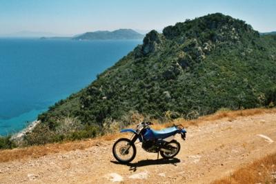 Honemoon on Samos