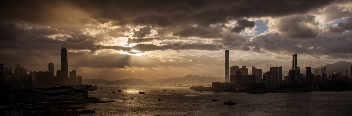 ~ Hong Kong ~