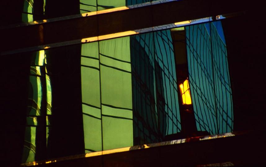 Hong Kong: Fenster im Fenster im Fenster