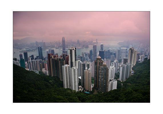 Hong Kong Gloom