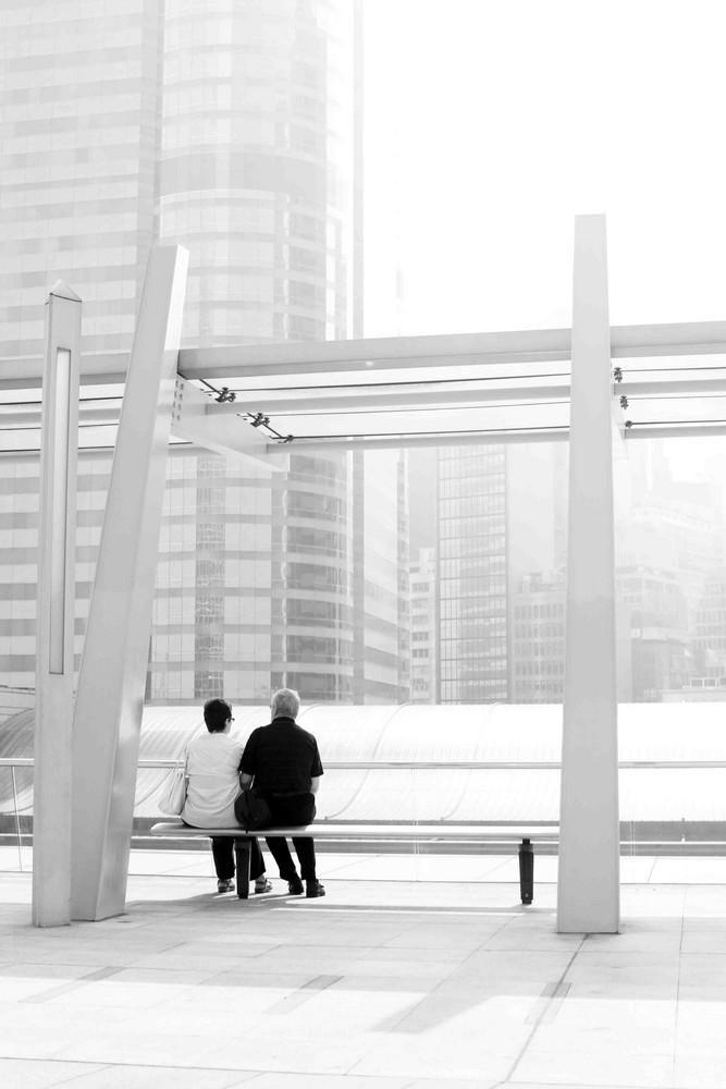 Hong Kong romance