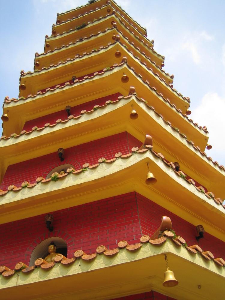 Hong Kong - Temple of 1000 Budas