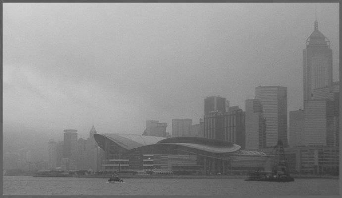 Hong Kong - The Fog b/w
