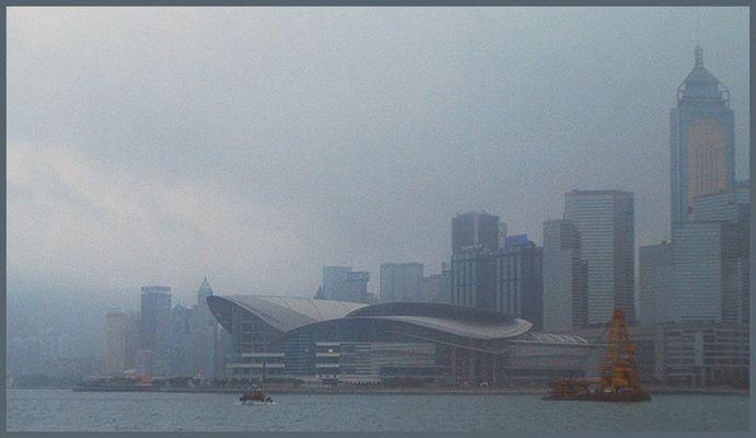 Hong Kong - The Fog (pur)