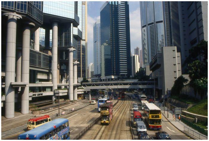 Hong Kong - Victoria