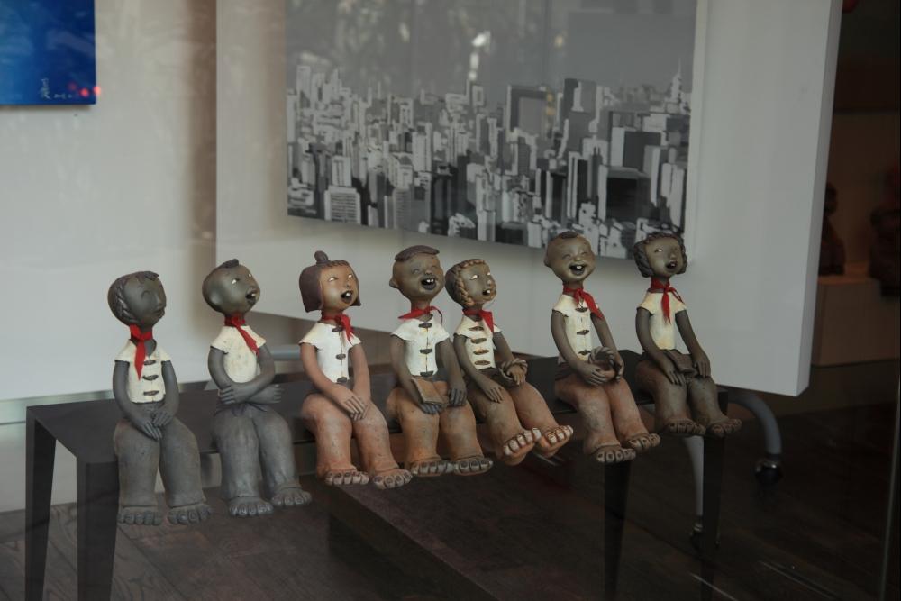 Hong-Kongs Galerien