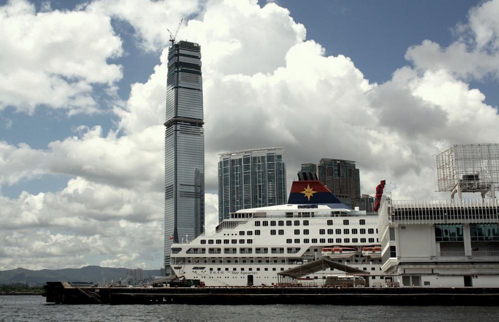 Hong Kongs neuer höchster Turm