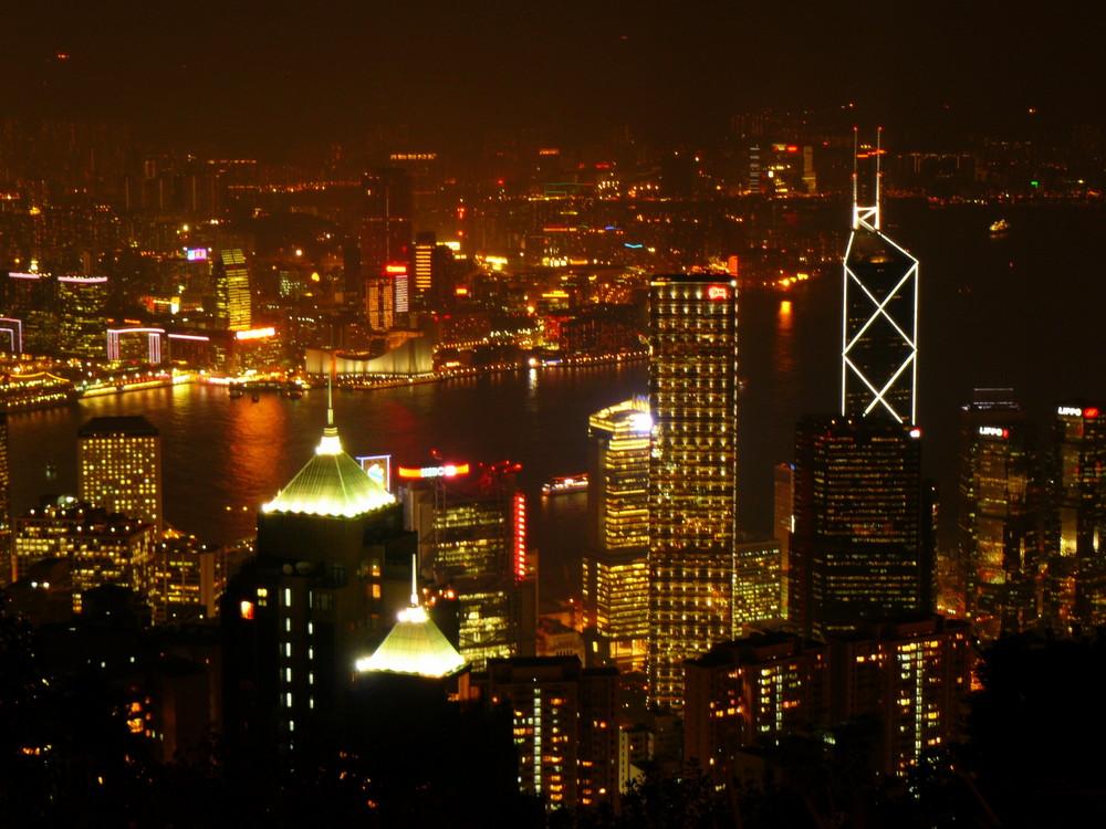 Hongkong by Night