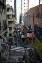 Hongkong - Escalator Path