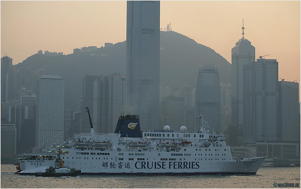 Hongkong - große Reise