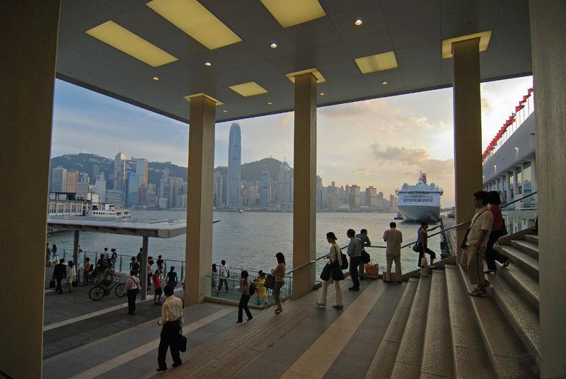 Hongkong Harbour City