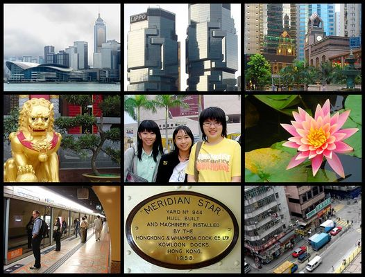 Hongkong Impressionen